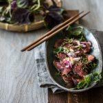 Beef Tataki – ein bisschen Japan geht immer!
