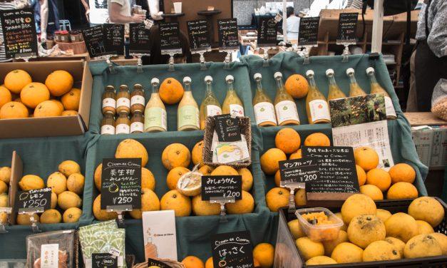 Organic Tokio – was gibt es auf dem Bauernmarkt in Japans Hauptstadt?