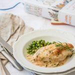 Die Transformationskräfte des Kochens, ein unentbehrliches Kochbuch und ein glücklichmachendes Huhn in Essig