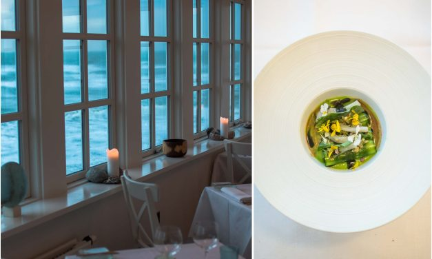 Sturm über der Nordsee, große nordische Küche und ein Abend für die Ewigkeit – Nordjütlands Villa Vest in Lønstrup