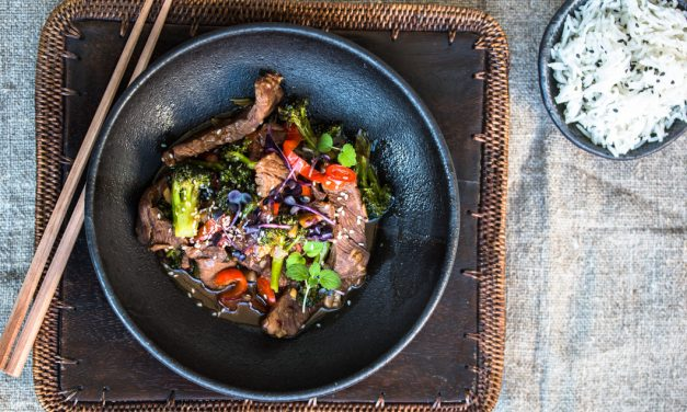 Das allerbeste Beef Broccoli