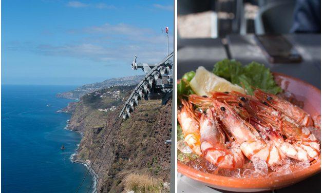Die wilde und die köstliche Seite von Madeira und drei außergewöhnliche Restaurants, die man besucht haben muss