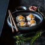 Xmas Sushi – und ein e-book mit tollen Ideen rund um Weihnachten zum downloaden