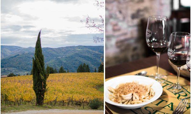 Mit Ruffino auf den Spuren des Chianti Classico und der handgerollten Pasta – Impressionen aus der Toskana im Spätherbst