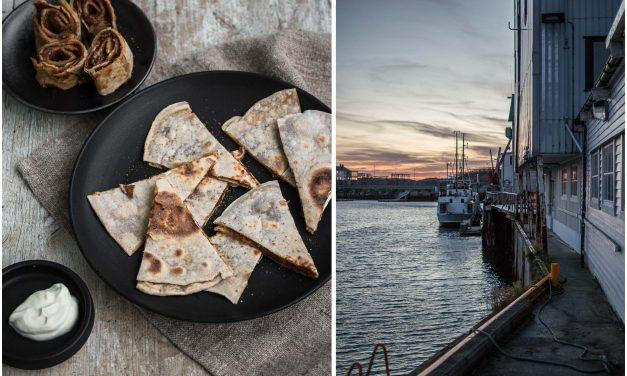 Die Lofoten und köstliche Møsbrømlefse aus dem hohen Norden