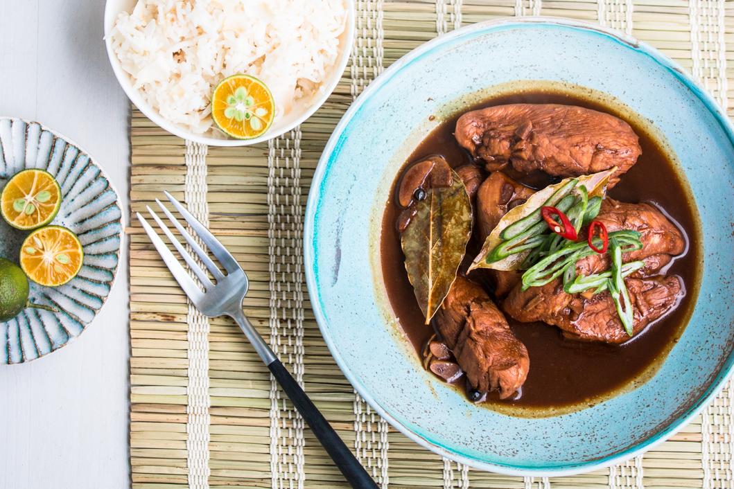 Chicken Adobo – ein Klassiker von den Philippinen