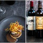 Tournedos auf Trüffel-Brioche und eine französische Wein-Granate
