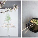 Von zarten Sellerieblättchen in Tempura Teig und einem philosophischen Kochbuch der japanischen Küche