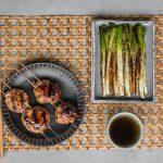 Tsukune – süchtigmachende japanische Fleischbällchen vom Holzkohlegrill