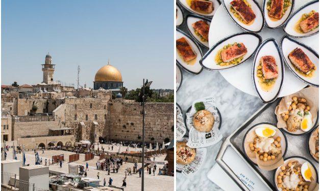 Jerusalem – Spiritualität im Schmelztiegel der Kulturen und eine Küche zum Schwärmen