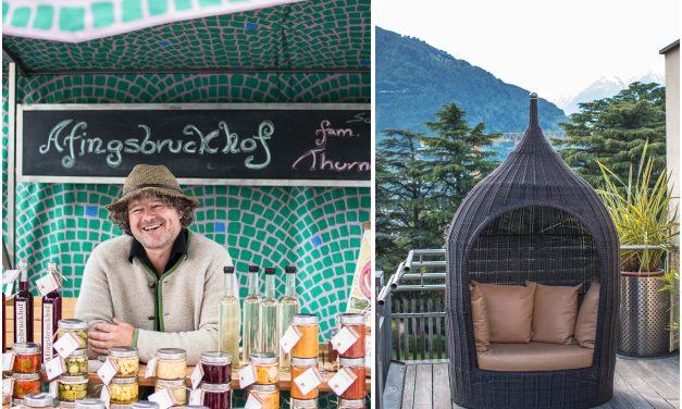 Eine Auszeit in Meran – Bauernmarkt, Weinprobe und ein Hotel zum Entspannen