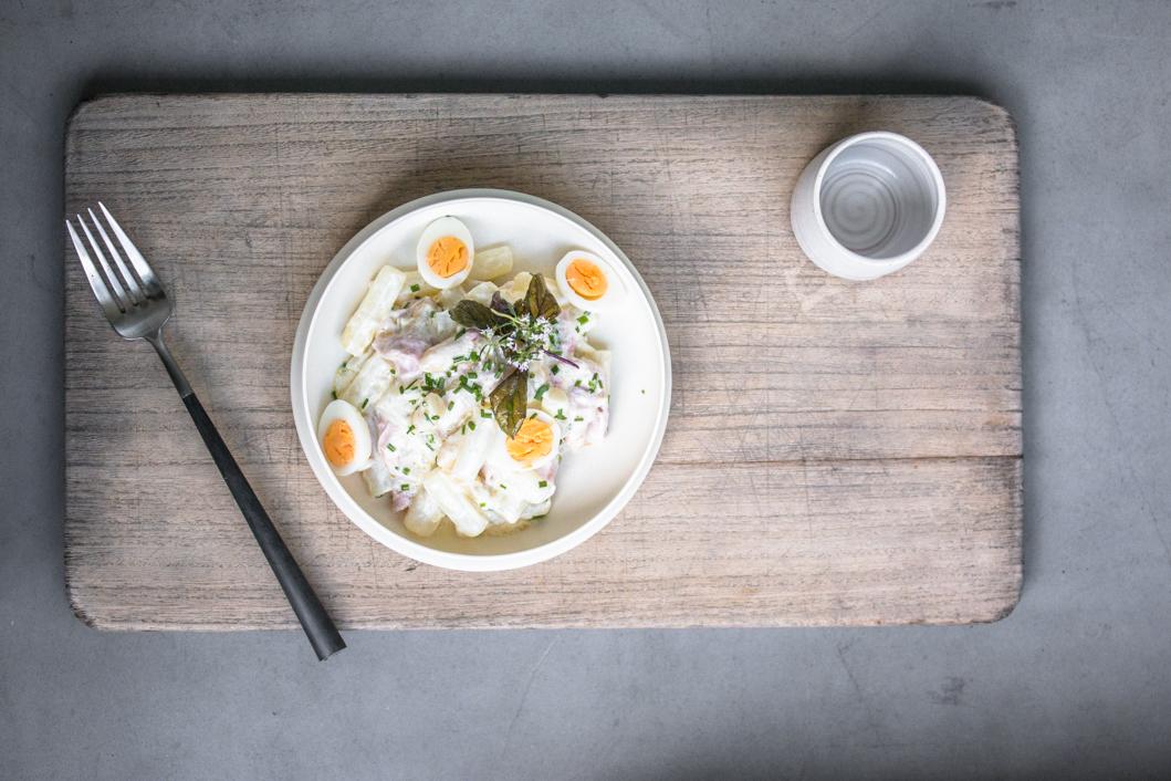 Der allerbeste Spargelsalat – ein Familienrezept