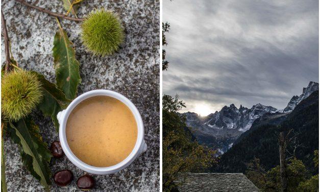Graubünden – Tipps für eine kulinarische Herbstreise mit vielen Maronen, Capuns und Pizzoccheri