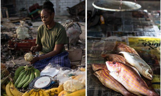 Unbekanntes Jamaika, sag mir wo die Früchte und die Fische sind