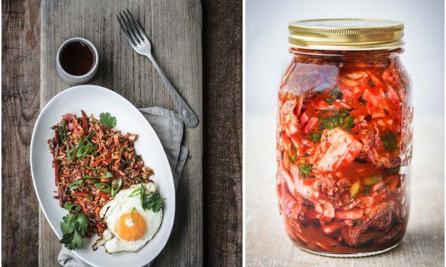 """Das beste Kimchi und unwiderstehlicher """"Kimchi fried Rice"""""""