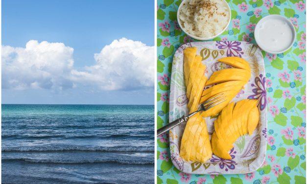 """Thailands Lieblingsgericht und gut gegen Fernweh – """"Sticky Rice Mango"""""""