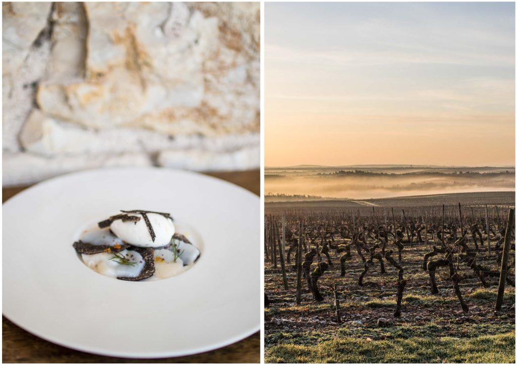 Trüffel vom Amuse bis zum Dessert – ein Trüffelkochkurs auf Château Haute-Serre - Dinner um Acht