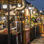Und wer soll jetzt die Skorpione essen? Bangkoks größter Nachtmarkt in Zeiten von Corona