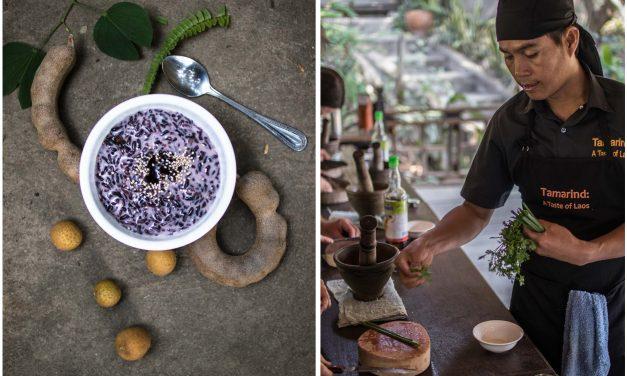 Kochen im Dschungel – die schönste Kochschule in Laos