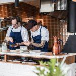 Substans, Aarhus – new nordic cuisine ganz weit oben