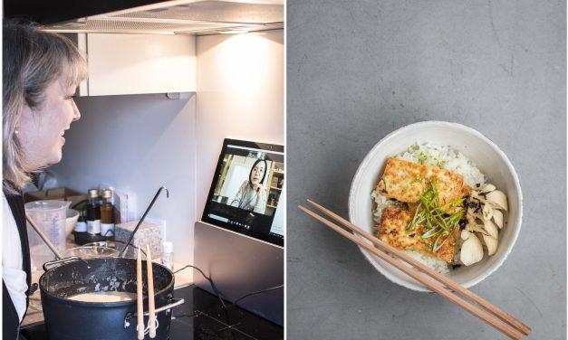 Tofu selber machen im Online Workshop – funktioniert das?