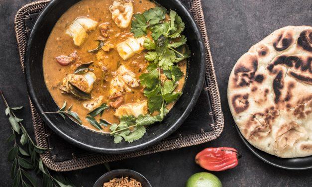 Sansibar Fisch Curry