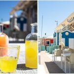 Passatelli am Strand und Shoppen in San Marino