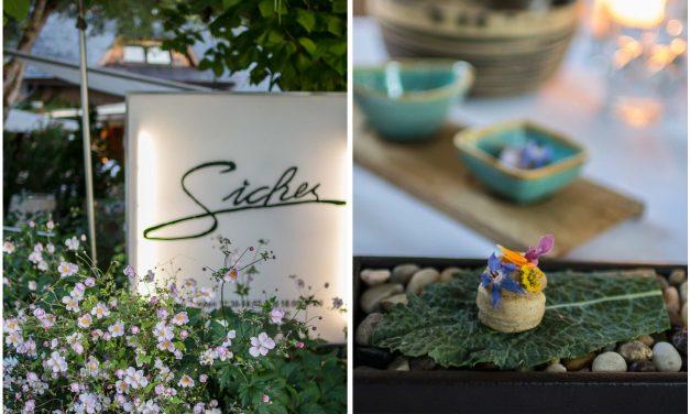 Eine Ode an den Süßwasserfisch und ein Kräutergarten zum Träumen – das Restaurant Sicher in Kärnten