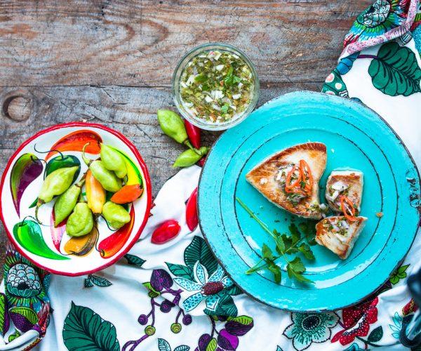 Die Küche der Karibik – Fisch mit Sauce Chien aus Martinique und was es dort sonst noch so auf dem Markt gibt