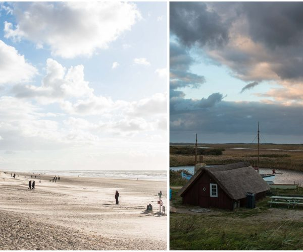 Wohin ich fahre, wenn ich den Kopf frei kriegen will - eine Reise an die dänische Nordseeküste
