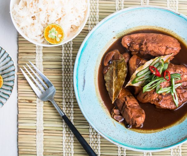 Chicken Adobo – ein Klassiker von den Philippinen