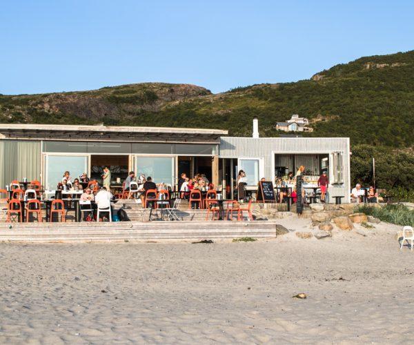 Strandtage auf Stokkøya