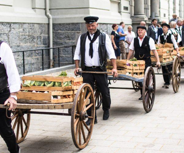 Kulinarikfestival in Trondheim - ein Muss für Foodbegeisterte